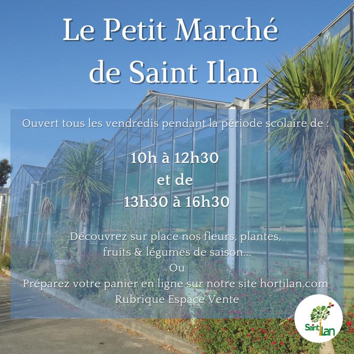 Le Petit Marché de Saint Ilan